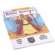 Coloring Books Salvation Army-Bible Stories